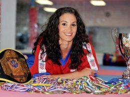 Ana Znaor Kako izgraditi uspješnu sportsku karijeru i postati višestruka svjetska kickboxing prvakinja INTERVJU finjak