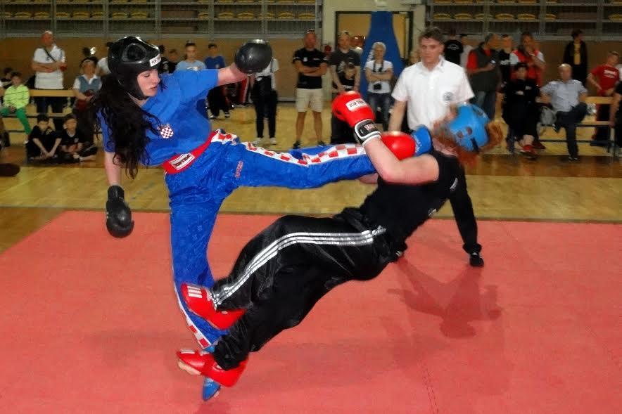ana znaor borba Kako izgraditi uspješnu sportsku karijeru i postati višestruka svjetska kickboxing prvakinja INTERVJU finjak