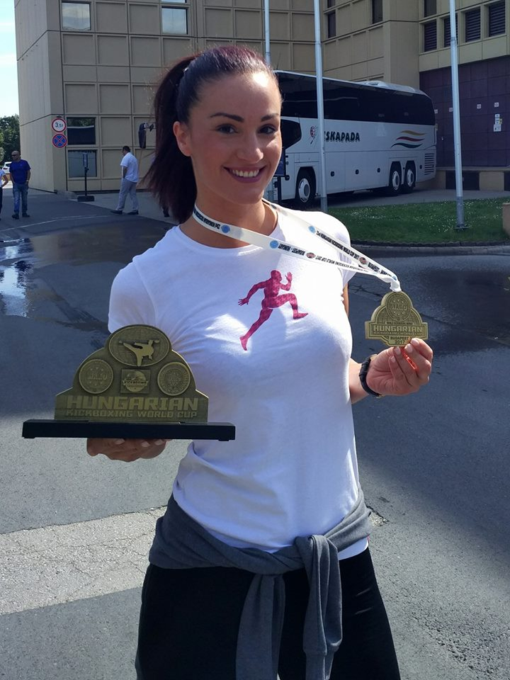 ana znaor odličje Kako izgraditi uspješnu sportsku karijeru i postati višestruka svjetska kickboxing prvakinja INTERVJU