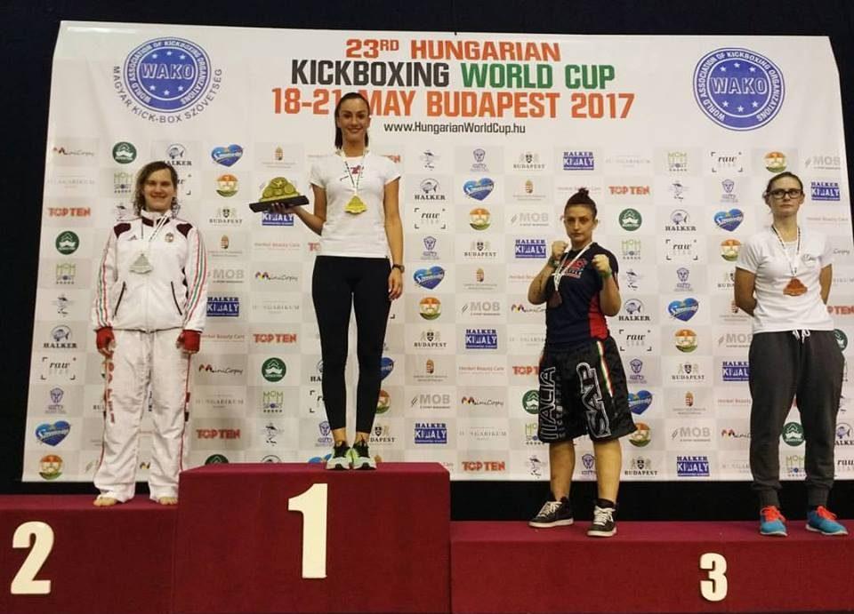 ana znaor prvo mjesto Kako izgraditi uspješnu sportsku karijeru i postati višestruka svjetska kickboxing prvakinja INTERVJU