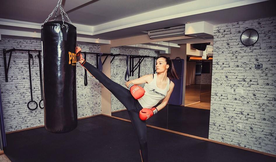ana znaor trening Kako izgraditi uspješnu sportsku karijeru i postati višestruka svjetska kickboxing prvakinja INTERVJU