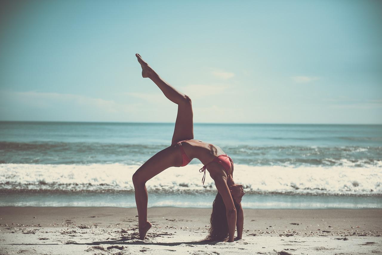 ludi joga trendovi vježbanje joge