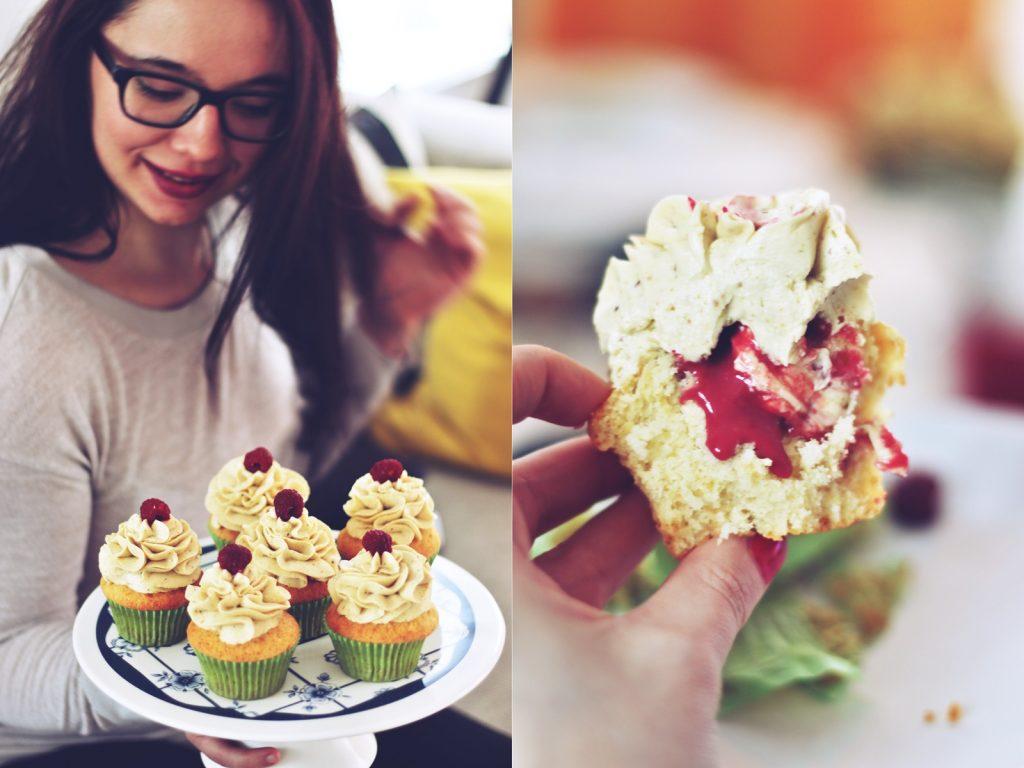 Iskusna food blogerica objasnila važne stvari za nove blogere iskusna blogerica hrana blog gastro blog slastice blog finjak portal intervju savjeti cupcakes-sa-pistacijama-i-malinama
