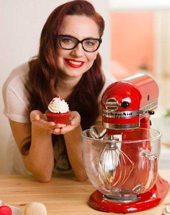 Tihana je blogerica na blogu Just Cake The Cupcake