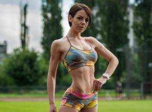 Koliko je vremena i truda potrebno za izgraditi savršeno žensko tijelo monika imerović fitness trenerica mršavljenje monika finjak portal monika imerovic fitness coach