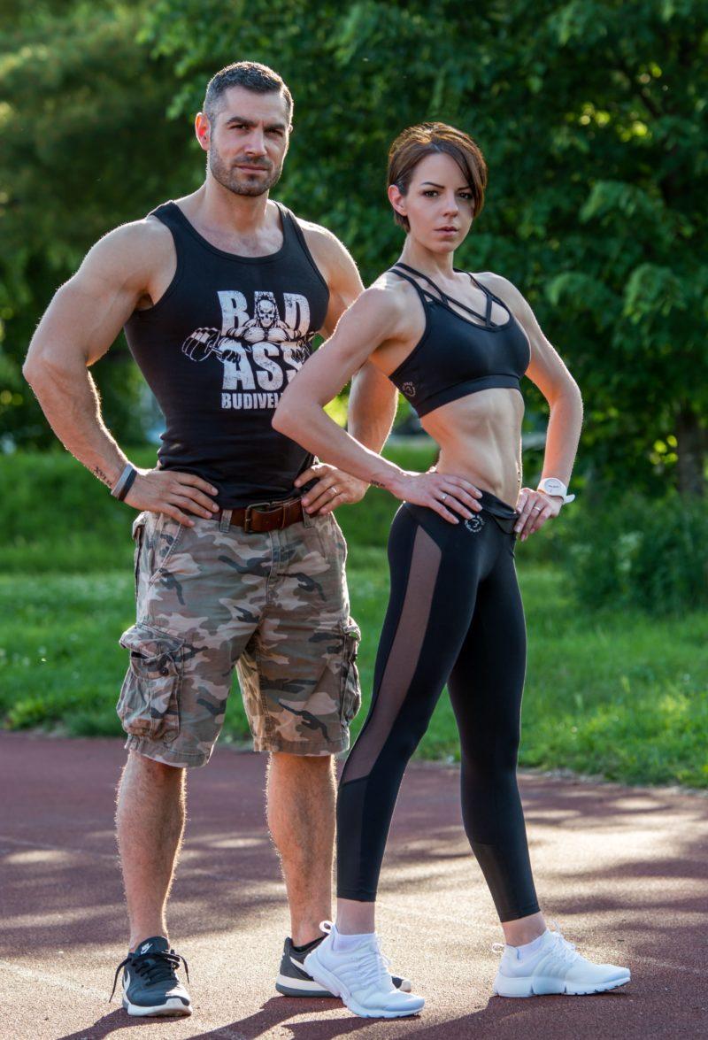 Koliko je vremena i truda potrebno za izgraditi savršeno žensko tijelo monika imerović fitness trenerica mršavljenje monika finjak portal monika imerovic muž