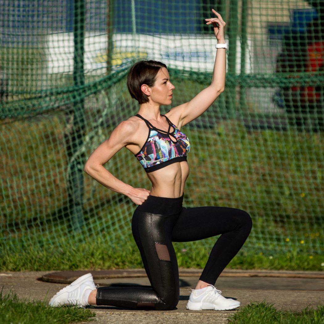 Koliko je vremena i truda potrebno za izgraditi savršeno žensko tijelo monika imerović fitness trenerica mršavljenje monika finjak portal monika imerovic vježbanje
