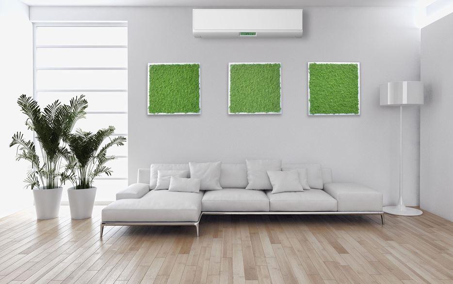 Zeleni vertikalni vrtovi su cool trend za uređenje kuće, stana ili ureda