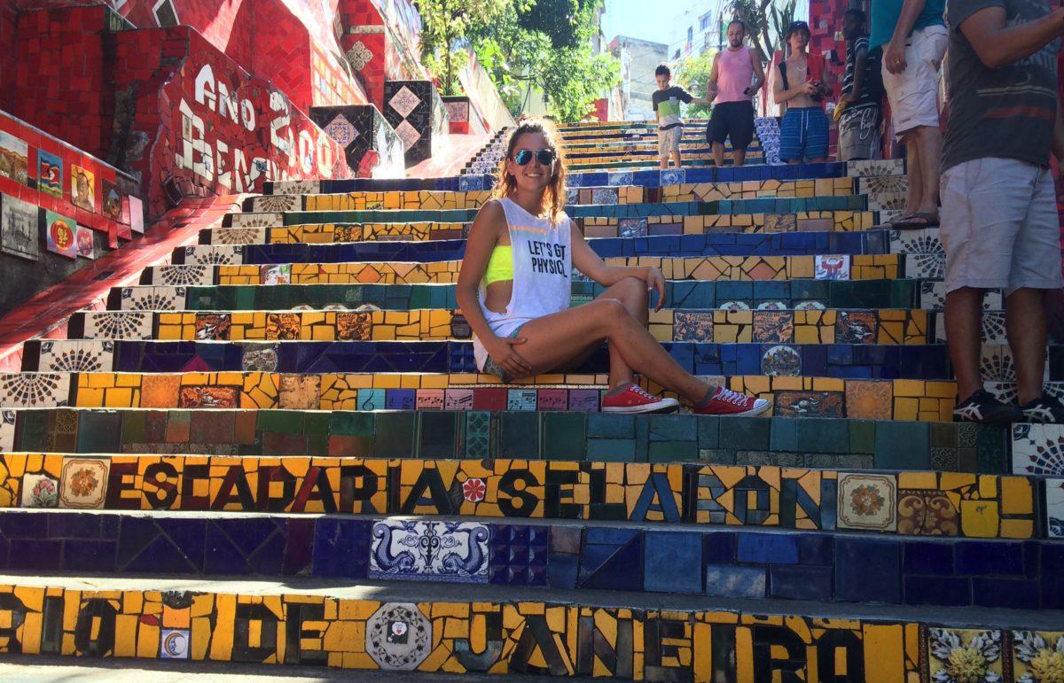 Rio BRazil putovanje svijetom putnik putovati oko svijeta