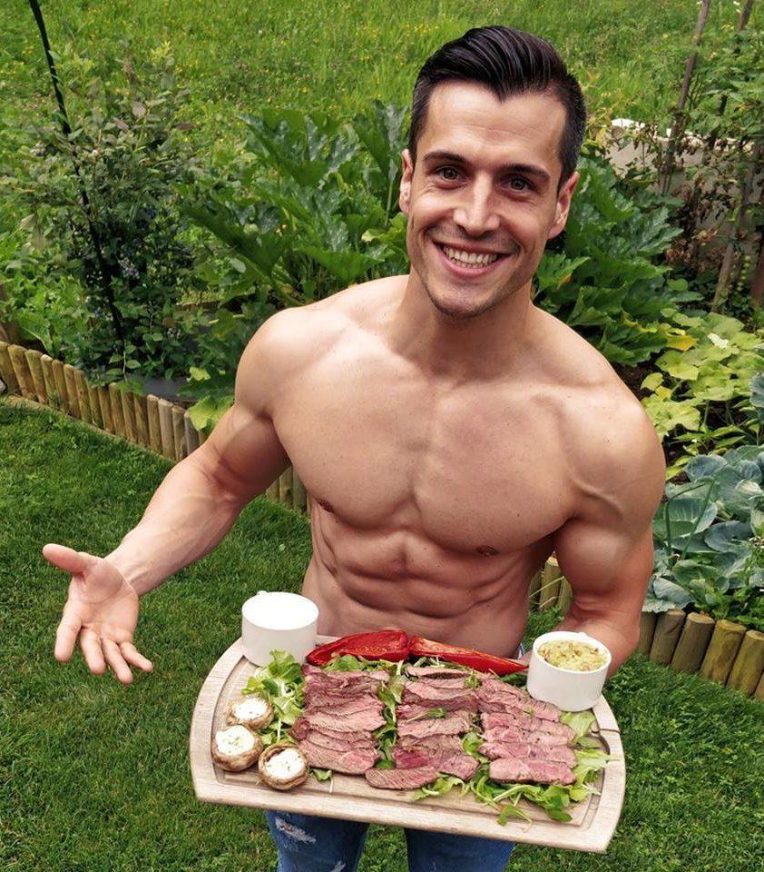 Kako izgubiti kilograme bez odlaska u teretanu - miha geršić - finjak - zdrav život - savjeti - mišići