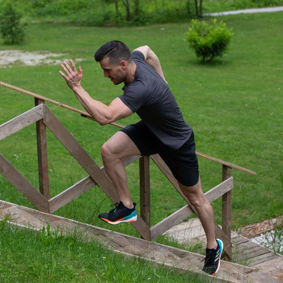 Kako izgubiti kilograme bez odlaska u teretanu - miha geršić - finjak - zdrav život - savjeti - trening