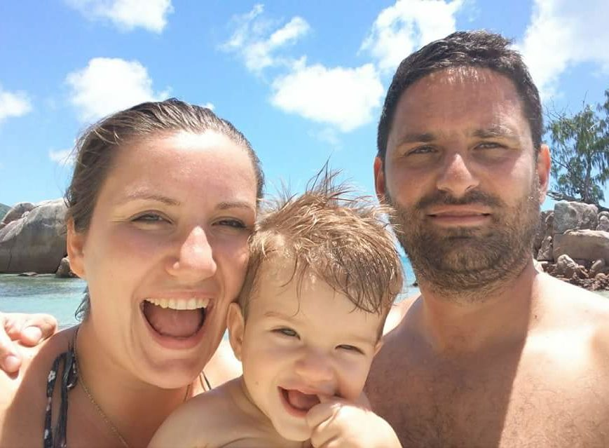 Kako organizirati obiteljsko putovanje s bebom u egzotične zemlje - valentina -  Travelfunfamily - valentina
