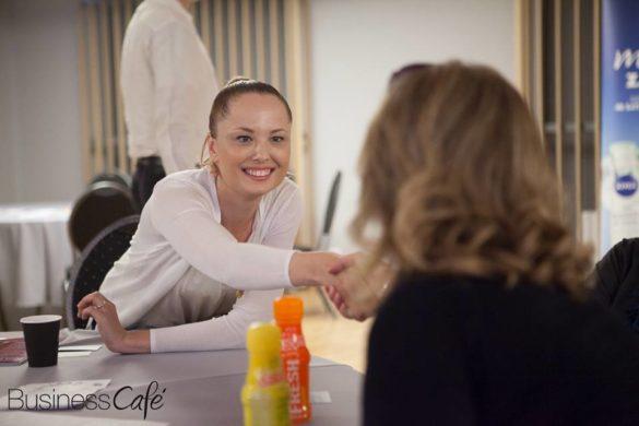 Zašto je upoznavanje uspješnih ljudi ključ uspjeha pojedinca i biznisa kristina business cafe savjeti upoznavanje finjak