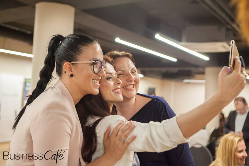 Zašto je upoznavanje uspješnih ljudi ključ uspjeha pojedinca i biznisa kristina business cafe savjeti upoznavanje finjak bc
